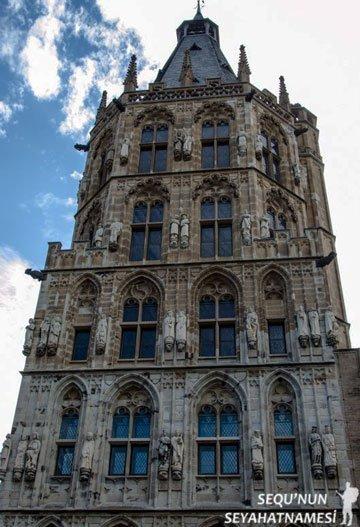 Köln Belediye Binası