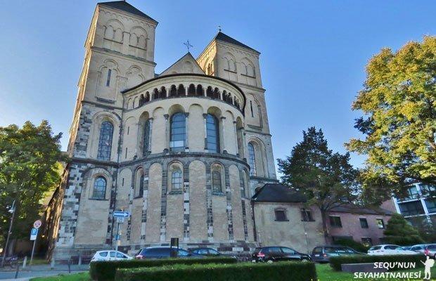 Köln St. Kunibert Kilisesi