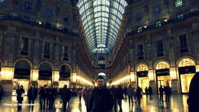 Galleria Vittorio Emanuele - Milano Gezilecek Yerler