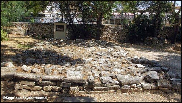 Zeus Sunağı - Atina Ancient Agora Gezilecek Yerler