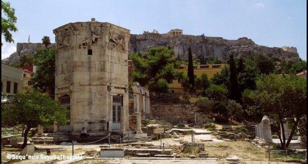 Atina Roma Agorası