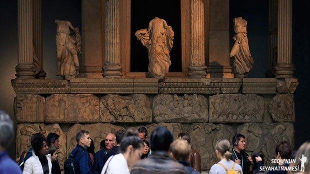 British Museum'da Görülecek Eserler