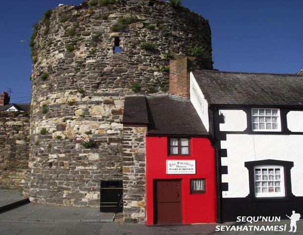 Britanya'daki En Küçük Ev
