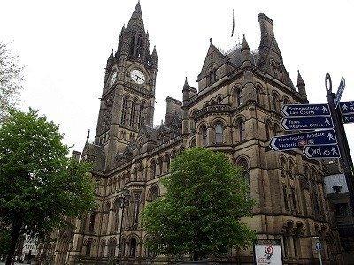 Manchester Gezilecek Yerler