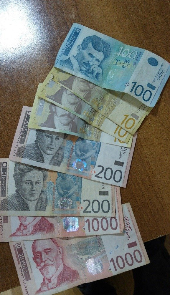 sirp-dinarı