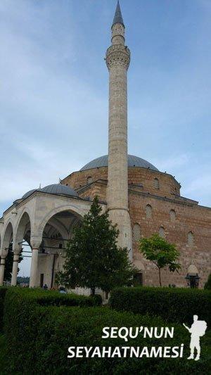 Üsküp Mustafa Paşa Camii