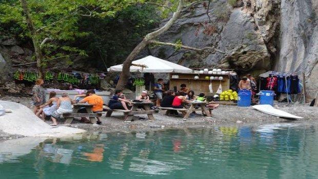 Göynük Kanyonu Body Rafting