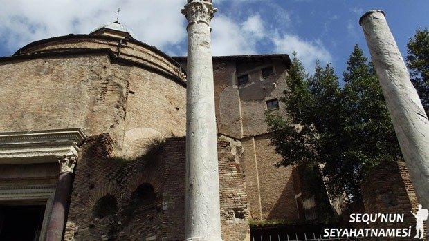 foro-romano-gezilecek-yerler
