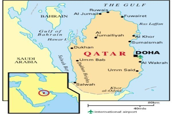 Doha Nerede ?