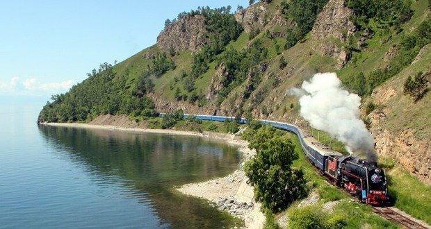 trans sibirya demiryolu
