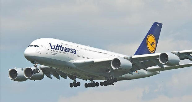 Lufthansa Koronavirüs Bilgilendirmesi