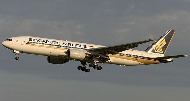 Singapore Airlines Para iadesi