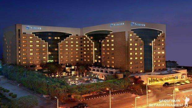 Sonesta Hotel Kahire
