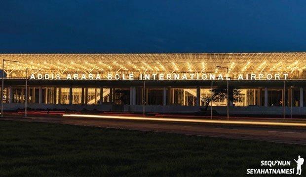Addis Ababa Havalimanı