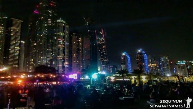 Dubai Gece Hayatı Mekanları