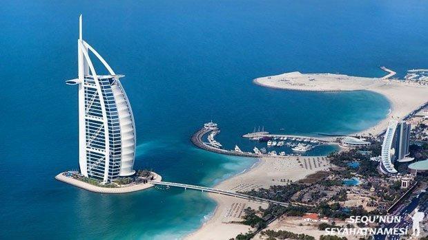 Dubai 7 yıldızlı otel