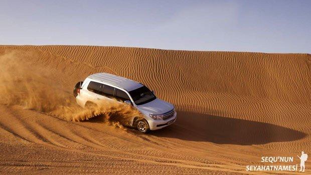 Dubai Çöl Safarisi Hakkında Bilgi