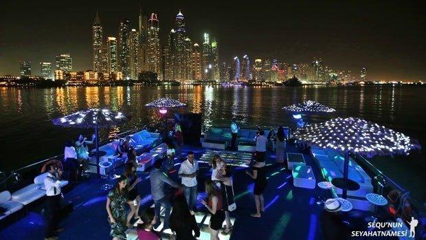 Dubai Gece Kulüpleri
