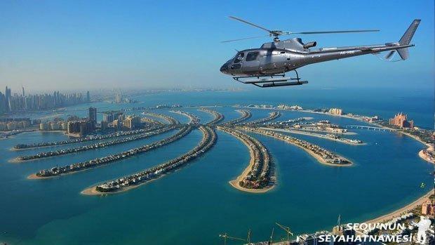 Dubai Helikopter Turu Fiyatları