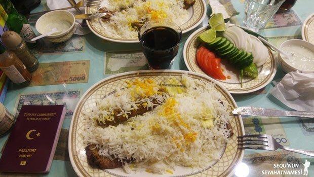 Dubai Uygun yemek