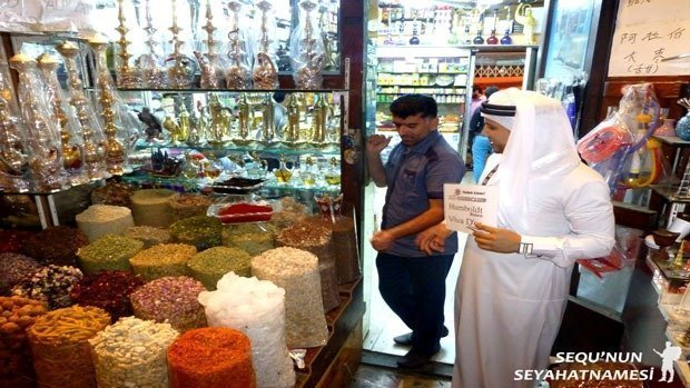 Dubai Çarşıları