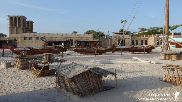 Dubai Kültür Mirası Alanı