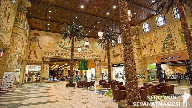 Ibn Battuta Mall Nasıl Gidilir ?