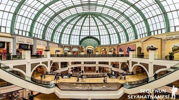 Dubai Alışveriş Merkezleri