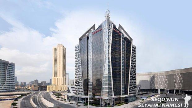 Dubai Downtown Kalacak Yer Tavsiyesi