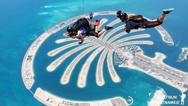 Dubai Plajları