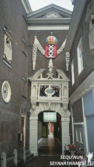 Amsterdam Tarih Müzesi