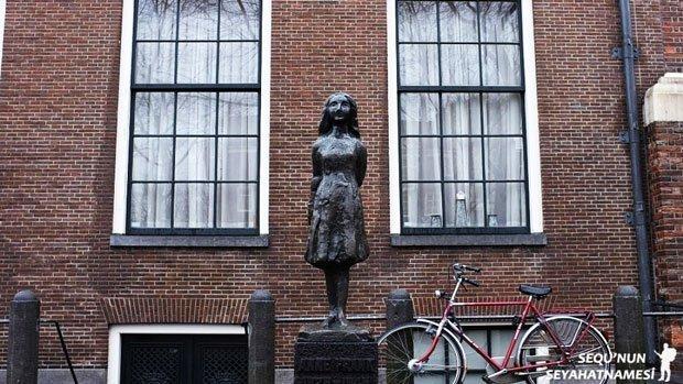 Anne Frank Evi